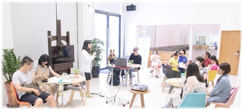 伊夏蓓爾_台中月子中心_新手媽咪學習課程