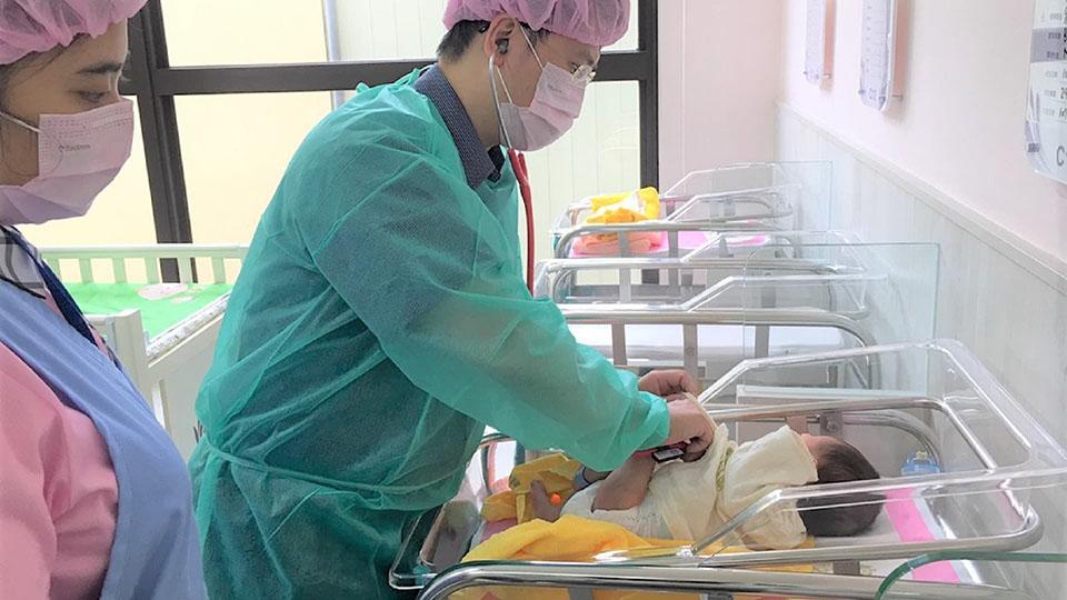 台中月子中心護理團隊成員